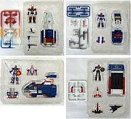 全4種セット 「コスモフリートコレクション-EX スーパー戦隊 レンジャーメカニクス」