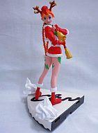 キャミィ・ホワイト 「ストリートファイターII」 カプコンキャラクター クリスマスサンタガールフィギュア
