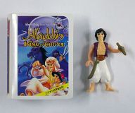 アラジン「アラジン 盗賊王の伝説」ディズニー マスターピースコレクション マクドナルドハッピーミール品