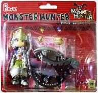 モンスターハンター レイア装備Ver. P:キャラ PC2019「モンスターハンター」