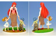ヨマコ先生とナキムとマオシャ「天元突破グレンラガン」1/8PVC塗装済み完成品