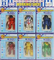 LAWSON EXCLUSIVE WORKING! SAFS! 6-PACK 「Ma.K. WORKING! SAFS!-ワーキング!サフス!」 ローソン限定