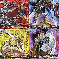 全4種セット 「ワンピース」 スーパーエフェクト超新星フィギュアvol.2