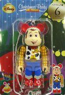 [箱欠品] BE@RBRIC-ベアブリック- 06.ウッディ クリスマスVer. 「Happyくじ ディズニー Christmas Party BE@RBRIC」 ベアブリック賞