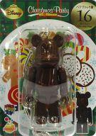 [箱欠品] BE@RBRIC-ベアブリック- 16.グーフィー ビターチョコVer. 「Happyくじ ディズニー Christmas Party BE@RBRIC」 ベアブリック賞