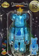 [箱欠品] BE@RBRIC-ベアブリック- 18.シンデレラ パールボディVer. 「Happyくじ ディズニー Christmas Party BE@RBRIC」 ベアブリック賞