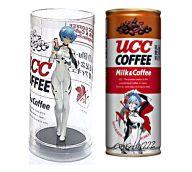[箱欠品] 綾波レイ UCC COFFEE Milk&Coffee 250g 特製フィギュア付セット (Blu-Ray&DVD発売記念)「エヴァンゲリヲン 新劇場版:破」