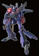 [ランクB] BAT-SHU(バッシュ) 「重戦機エルガイム 」 LIMITED MODEL ACTION 1/100 完成品フィギュア