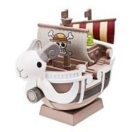 [ランクB] ゴーイングメリー号 「ONE PIECE キャラバンク 海賊船シリーズ」 完成品(再販)