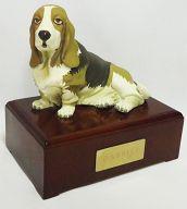 [単品]バセットハウンド犬のオルゴール付アートフィギュア 「DVD イノセンス リミテッドエディション Vol.1 DOG・BOX」 同梱品