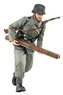 [ランクB] アンデシュ・イェンセン 「WW.II ドイツ軍 第11SS義勇装甲擲弾兵師団 ノルトラント 突撃砲搭乗員w/パンツァーファウスト30K 東部戦線 1944年」 1/6スケール アクションフィギュア 完成品