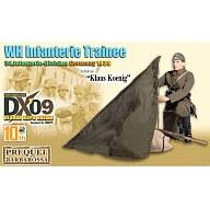 [ランクB] クラウス・ケーニッヒ 「WW.II ドイツ陸軍 第34歩兵師団 訓練歩兵 DX09」 1/6スケールアクションフィギュア