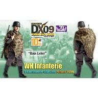 [ランクB] ハンス・レイター 「WW.II ドイツ陸軍 第34歩兵師団 DX09」 1/6スケールアクションフィギュア