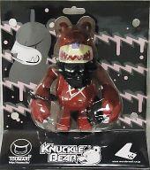 [単品] ナックルベア ガーディアン・阿吽(レッド) 「Knuckle Bear -ナックルベア-」 フィギュア FEWMANY限定