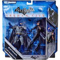 [ランクB] バットマン(X6106)&キャットウーマン(X1809) 「バットマン:アーカム・シティ」 バットマン レガシー 2PK 6インチフィギュア