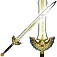 ロトの剣 「ドラゴンクエスト」 1/1 ワールドプロップシリーズ