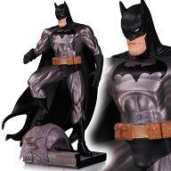 バットマン by ジム・リー 「バットマン:ハッシュ」 メタリック ミニスタチュー