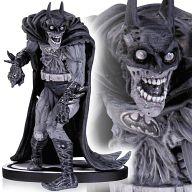 ゾンビ バットマン (ニール・アダムス) 「バットマン」 ブラック&ホワイト スタチュー