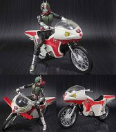 S.H.Figuarts 仮面ライダー新1号&新サイクロン号セット 「仮面ライダー」