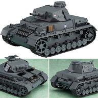 ガールズ&パンツァー ねんどろいどもあ IV号戦車D型