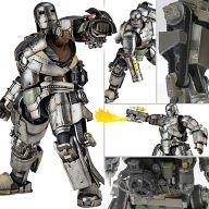 レガシーOFリボルテック アイアンマン マークI LR-023