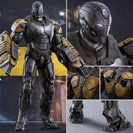 アイアンマン・マーク25(ストライカー) 「アイアンマン3」 ムービー・マスターピース 1/6 アクションフィギュア