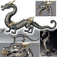 KT Project KT-003 タケヤ式自在置物 龍 鉄錆地調版 アクションフィギュア