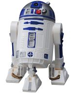 R2-D2 「スター・ウォーズ」 メタコレ#03 ダイキャスト製塗装済み完成品