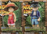 全2種セット 「ワンピース」 DXフィギュア~THE GRANDLINE CHILDREN~vol.1