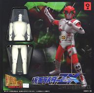仮面ライダーZX 「仮面ライダーZX」 ハイパーヒーローリアルアクションドールコレクション No.072