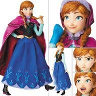 リアルアクションヒーローズ No.728 RAH アナと雪の女王 アナ