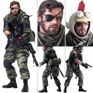 mensHdge No.16 METAL GEAR SOLID V:THE PHANTOM PAIN ヴェノム・スネーク
