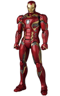 MAFEX IRON MAN MARK45(アイアンマン マーク45) 「アベンジャーズ/エイジ・オブ・ウルトロン」 アクションフィギュア No.022