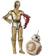 MAFEX C-3PO&BB-8 「スター・ウォーズ/フォースの覚醒」 アクションフィギュア No.029