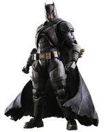 PLAY ARTS改 Batman v Superman: Dawn of Justice アーマードバットマン