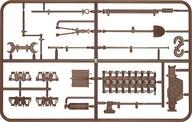 figma Vehicles IV号戦車 車外装備品セット(茶) 1/12スケール