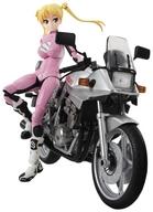 S.H.フィギュアーツ ばくおん!! 鈴乃木凜 (ライダースーツ)&GSX 400S KATANA