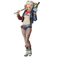 MAFEX マフェックスHARLEY QUINN SUICIDE SQUAD