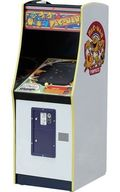 namco アーケードゲームマシンコレクション パックマン 1/12 ABS製塗装済み完成品