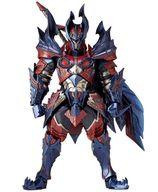 Vulcanlog(ヴァルカン・ログ) 019 モンハンリボ ハンター男剣士 ディノシリーズ