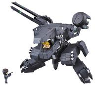 ヴァリアブルアクション D-SPEC メタルギアソリッド メタルギアREX Black.Ver 宮沢模型限定品