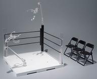 魂STAGE ACT.リングコーナー(ニュートラルコーナー)&パイプ椅子セット
