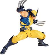 figure complex AMAZING YAMAGUCHI Wolverine ウルヴァリン リボルテック