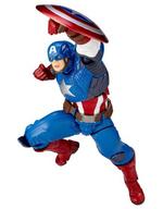 figure complex AMAZING YAMAGUCHI Captain America キャプテン・アメリカ リボルテック