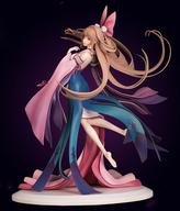 妖怪リスト 蘇九児 1/8スケール ABS&PVC製 塗装済み完成品フィギュア