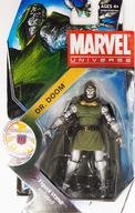 DR.DOOM-ドクター・ドゥーム- 「ファンタスティック・フォー」 マーベル・ユニバース 3.75インチ アクションフィギュア シリーズ3