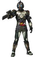 RAH リアルアクションヒーローズ GENESIS No.780 仮面ライダーアマゾン ネオアルファ