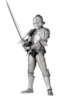 KT-021 タケヤ式自在置物 15世紀ゴチック式フィールドアーマー シルバー