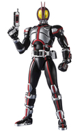 S.H.フィギュアーツ 仮面ライダーファイズ -20 Kamen Rider Kicks Ver.