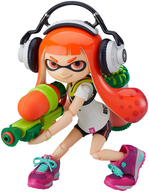 figma Splatoon Splatoonガール
